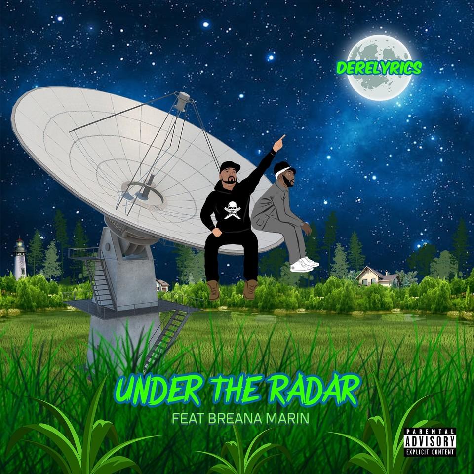 Derelyrics — «Under The Radar» (feat. Briana Marin)
