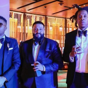 DJ Khaled — «SORRY NOT SORRY» (feat. JAY-Z, Nas, Harmonies by The Hive & James Fauntleroy)