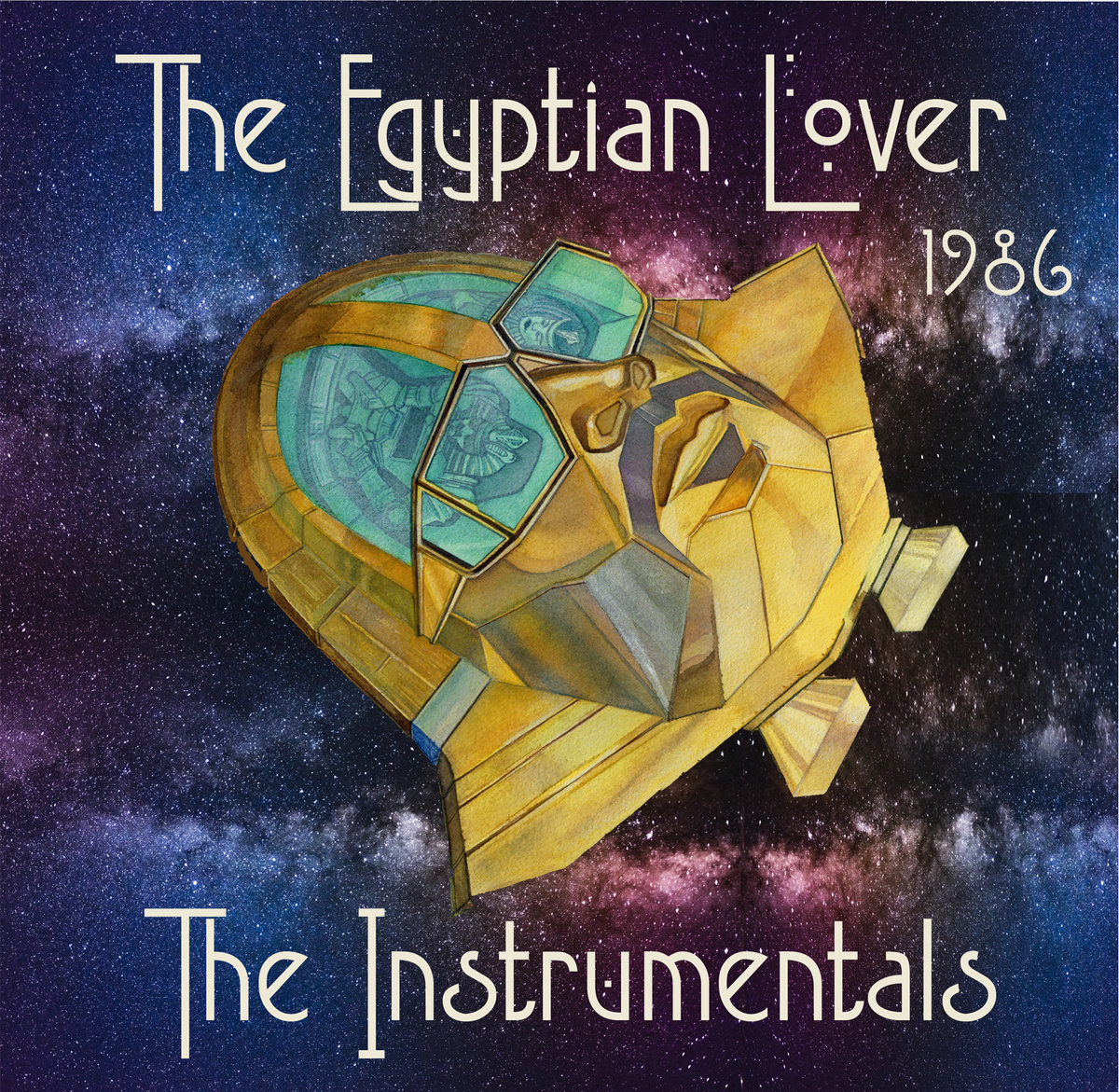 The Egyptian Lover — «1986 (The Instrumentals)»