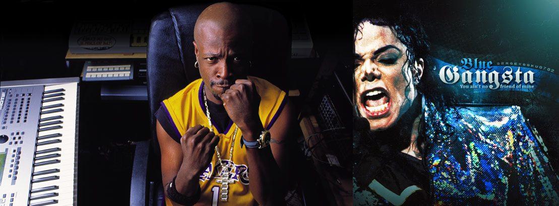Michael Jackson — «Blue Gangsta (Moe Z Mix)»