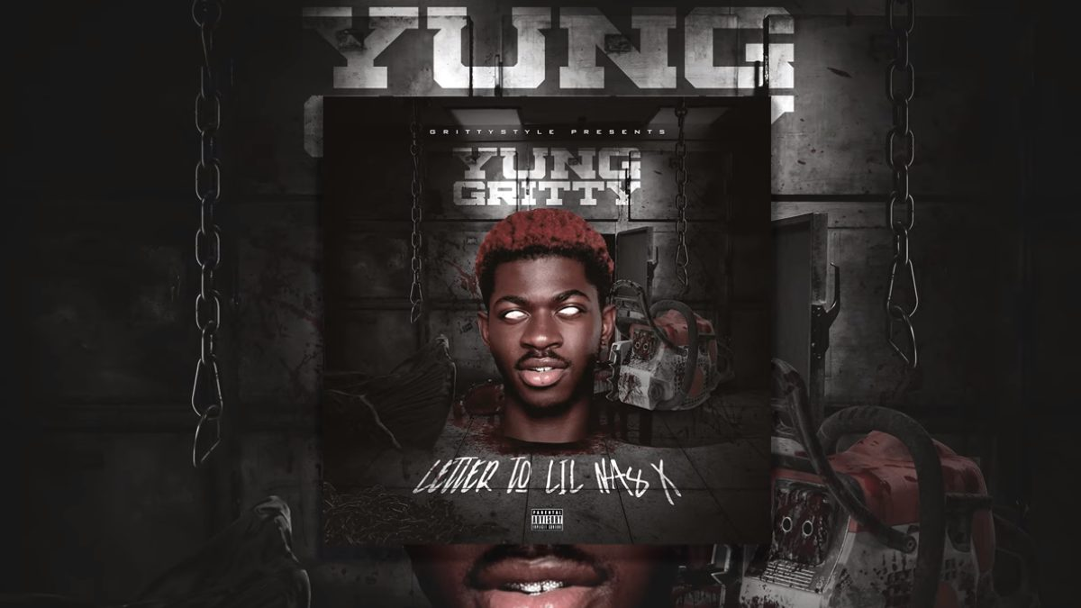 Yung Gritty — «Letter To Lil Nas X (Lil Nas X Diss)»