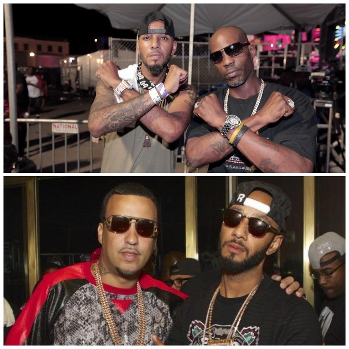 Swizz Beatz, DMX & French Montana — «Been to War»