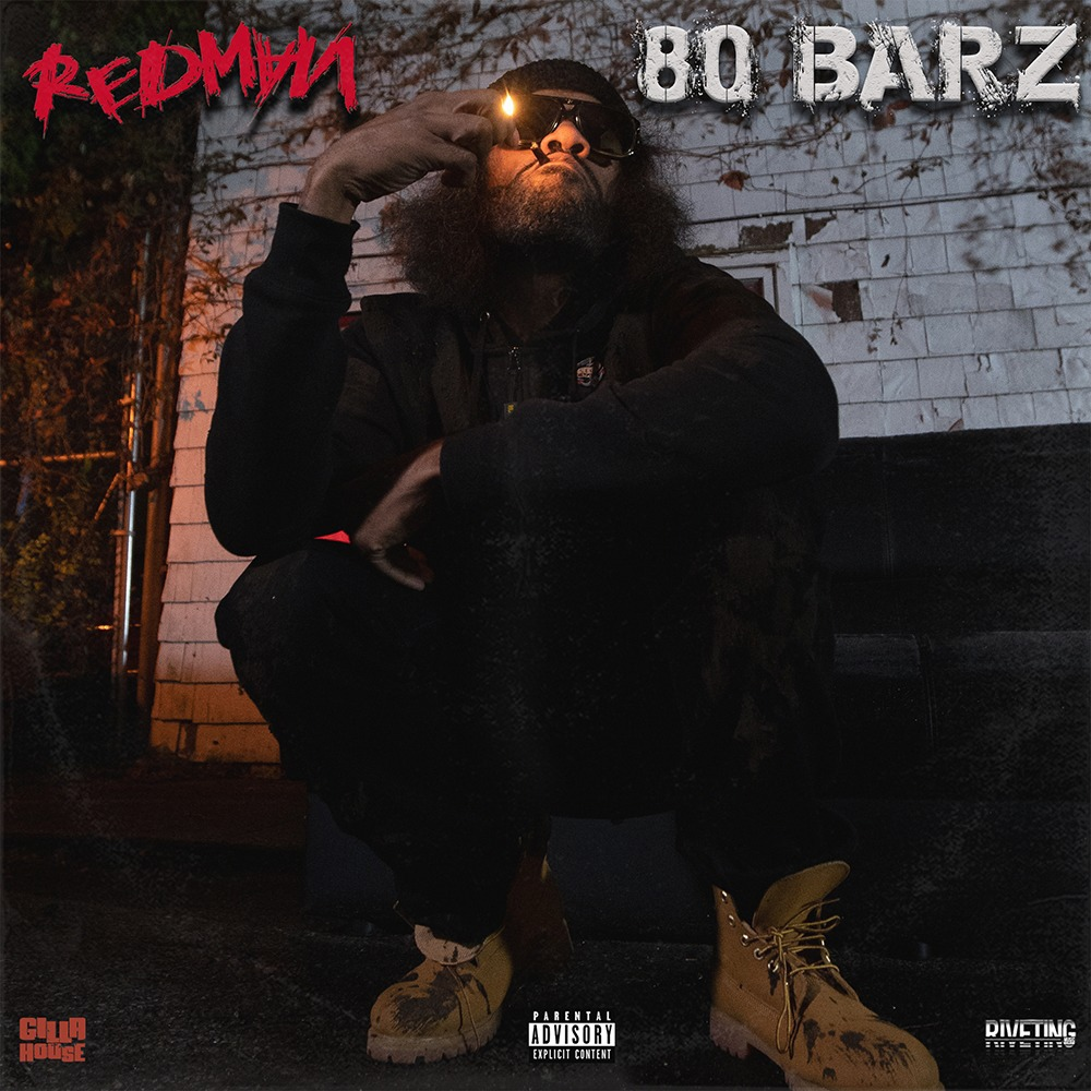 Redman — «80 BARZ»