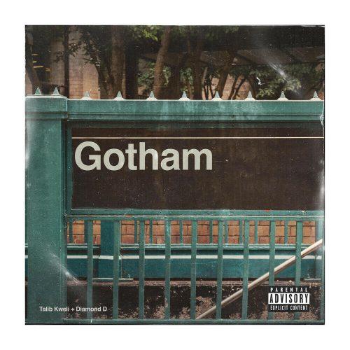Talib Kweli & Diamond D — «Gotham»
