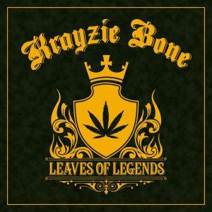 Krayzie Bone — «Leaves of Legends»