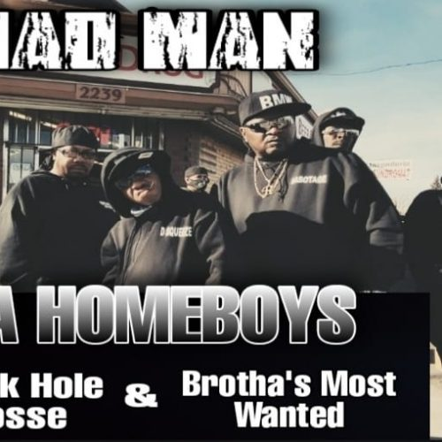 Tha Homeboys — «Mad Man» (feat. Black Hole Posse, Brothas Most Wanted & Tha Homegirl)