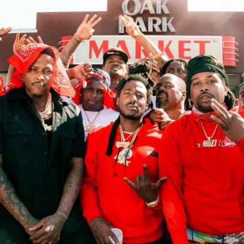 YG & Mozzy — «Bompton to Oak Park»
