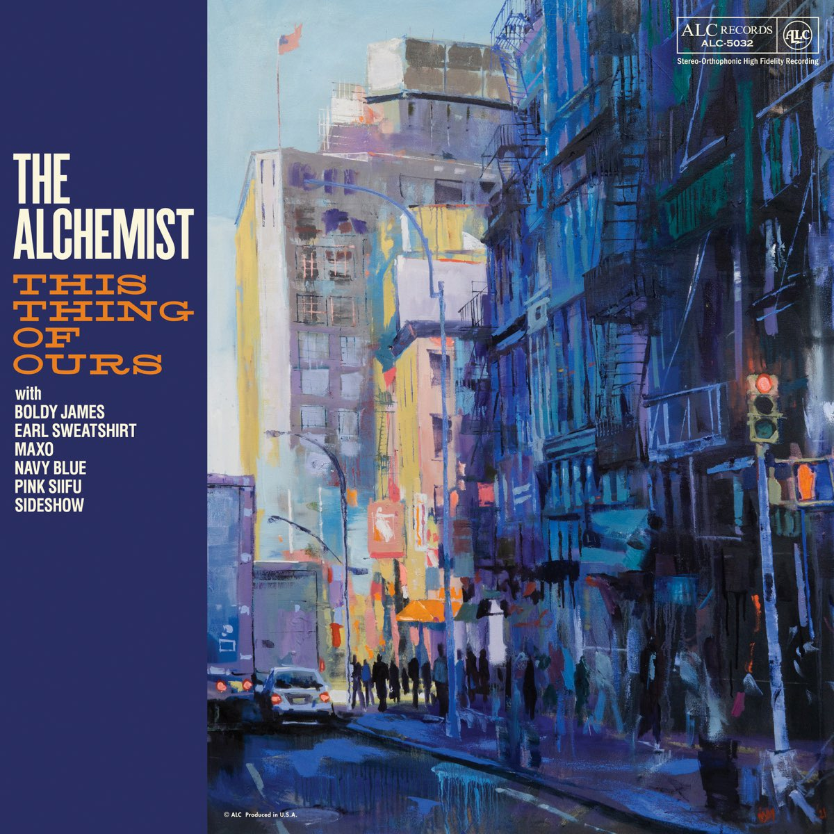 The Alchemist — «This Thing Of Ours»