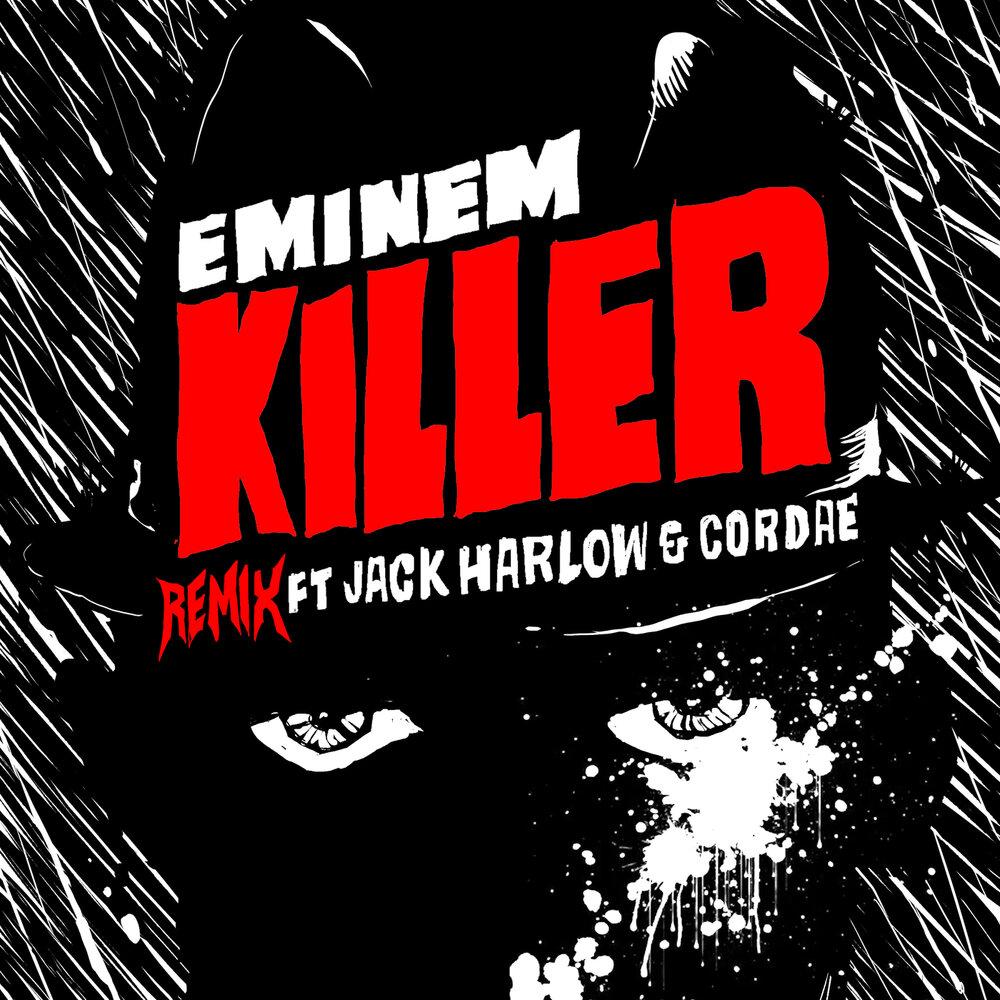 Eminem — «Killer» Remix (feat. Jack Harlow & Cordae)