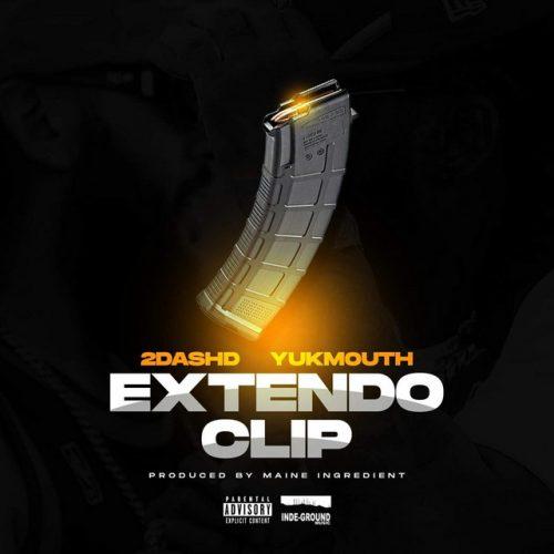 2dashd — «Extendo Clip» (feat. Yukmouth)