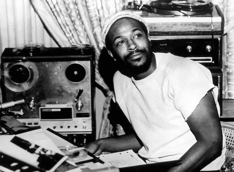 Dr. Dre и Allen Hughes, снимут фильм о выдающемся певце Marvin Gaye