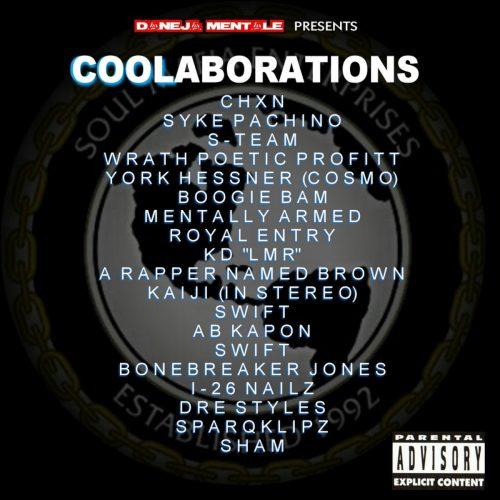 Daneja Mentale — «Coolaborations»