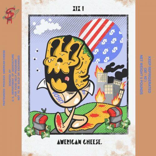 DJ Muggs & Hologram — «American Cheese»