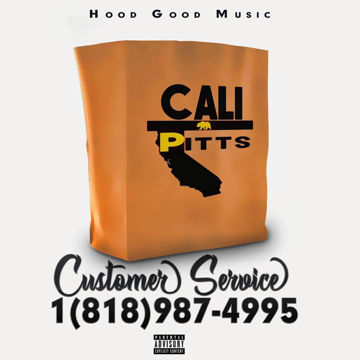 Cali Pitts — «Customer Service»
