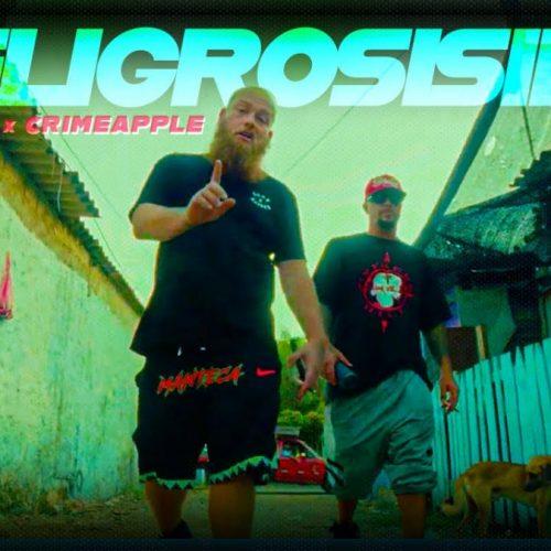 DJ Muggs & CRIMEAPPLE — «Peligrosisimo»
