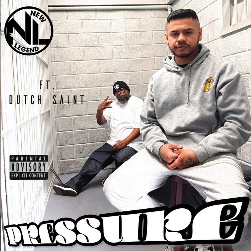 New Legend — «Pressure» (feat. Dutch Saint)